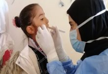 Photo of A health campaign targeted school students in Sabha
