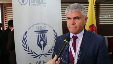 Photo of A training course on the international humanitarian law held in Tripoli