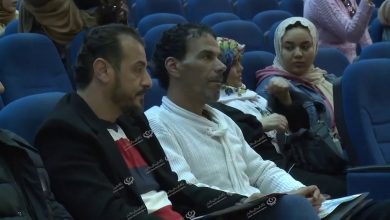 Photo of A workshop on physical therapy held in Tripoli