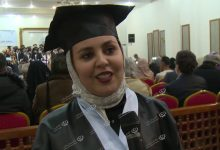Photo of Alhadirah University celebrates the graduation of a new batch of students