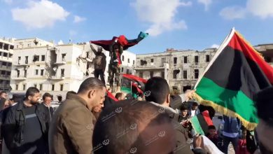 Photo of Benghazi celebrates the ninth anniversary of the February 17 revolution