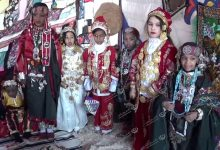 Photo of Cultural exhibition held in Benghazi