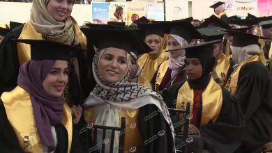Photo of Tripoli University celebrates graduation of a new batch of medical students