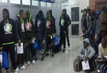 Photo of 128 refugees transferred from Libya to Niger