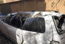 Photo of Shells hit Abu Salim neighbourhood in Tripoli