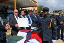 Photo of The Municipal Guard graduates new batch of cadets