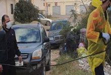 Photo of Sterilization campaign in Tripoli