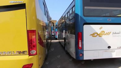 Photo of Essahim Company launches bus trips from Tripoli to Tunisian border