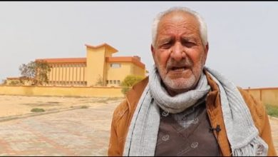 Photo of Libyan citizen donates a building to help fight COVID-19
