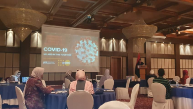 Photo of A training course on the risks of coronavirus held in Tripoli