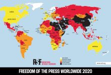 Photo of Libya ranked 164 in press freedom
