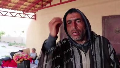Photo of Libyan Red Crescent provides aid to stranded Tunisian citizens at Ras Ajdir border