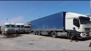 Photo of More than 200 trucks enter Libya from Tunisia
