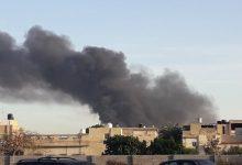 Photo of Rockets hit Abu Salim and Mashrou Alhadba in Tripoli