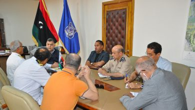 Photo of The Ministry of Interior held a meeting to discuss illegal immigration