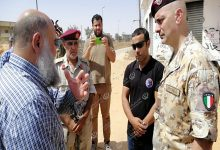 Photo of An Italian military delegation visits south Tripoli