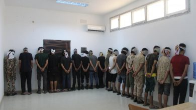 Photo of Criminals arrested in south Tripoli