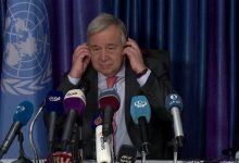 Photo of Guterres calls a transparent investigation into the mass graves in Tarhouna