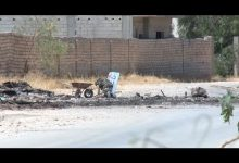 Photo of The military engineering teams remove mines in south Tripoli