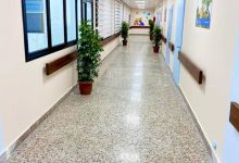 Photo of Department of Communicable Diseases of Tripoli University Hospital reopened