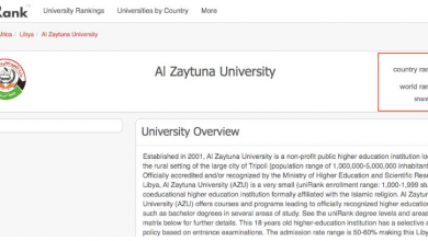 Photo of Azzaytuna University advances 1000 points in UniRank global ranking