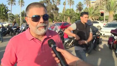 Photo of Four-wheel drive and motorcycle show in Tripoli
