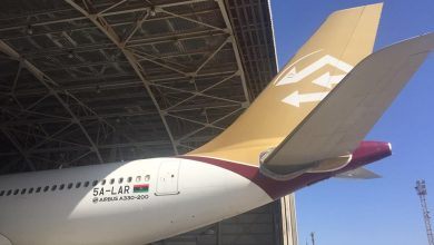 Photo of The Libyan Airlines resumes flights from Mitiega International Airport