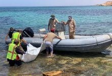 Photo of Five bodies of irregular immigrants recovered in Tajoura