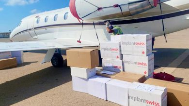 Photo of Two shipments of DNA extraction solutions of Covid-19 arrived in Tripoli