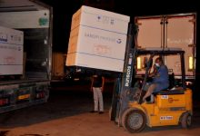 Photo of A shipment of vaccines arrived in Tripoli