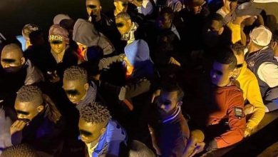 Photo of 20 irregular migrants rescued