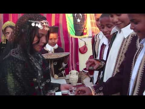 Photo of A tradition dress festival for children held in Jalu