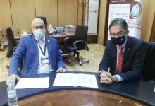 Photo of The Director of the National Center for Disease Control receives the German Ambassador