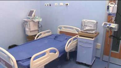 Photo of The Ministry of Health opens an isolation department at Tripoli Central Hospital