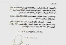 Photo of Resumption of international flights at Libyan airports