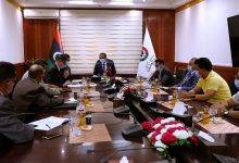 Photo of The Minister of Justice meets head of EUBAM Libya