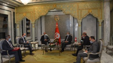 Photo of The Tunisian Foreign Minister receives the Libyan Undersecretary of Foreign Affairs