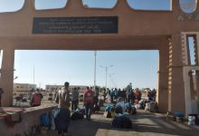 Photo of The Libyan Red Crescent facilitated the return of stranded Algerian citizens at the Debdab border crossing