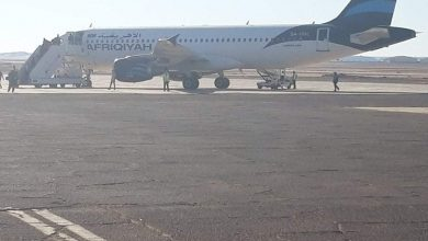 Photo of Afriqiyah Airways resumed flights to Sabha