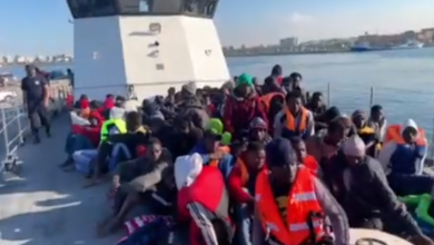 Photo of Libyan Coast Guard rescued 118 migrants