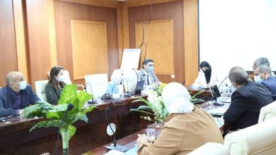 Photo of The Ministry of Education discussed cooperation with UNICEF