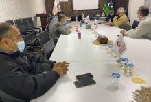 Photo of The Supreme Committee on Coronavirus held a meeting in Tripoli