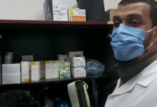 Photo of The General Director of Tripoli Central Hospital arrested