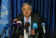 Photo of Guterres called foreign fighters and mercenaries to leave Libya