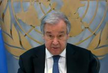 Photo of Guterres praises the Advisory Committee of LPDF
