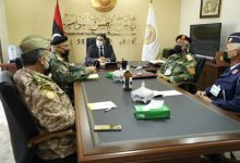 Photo of The Speaker of Tripoli-based parliament met with GNA representatives in the Joint Military Committee