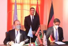 Photo of UNDP and the German government singed agreement to support elections in Libya