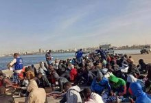 Photo of Libyan coast guards rescued 179 irregular migrants