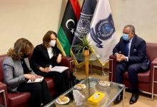 Photo of The Head of Anti-Illegal Immigration Agency and UN Humanitarian Coordinator in Libya met to discuss cooperation