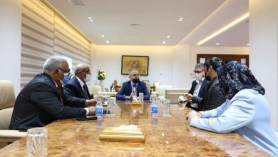 Photo of The National Oil Corporation held discussions with Mest Group